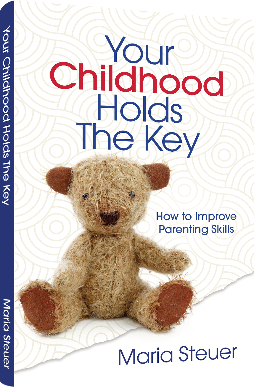 Life Coach Maria Steuer book your childhood holds the key